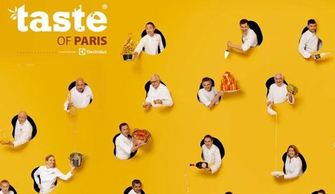 17-20 Μαΐου: Taste of Paris