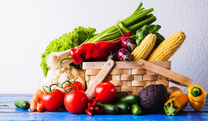 Καιρός να αγαπήσεις τα λαχανικά