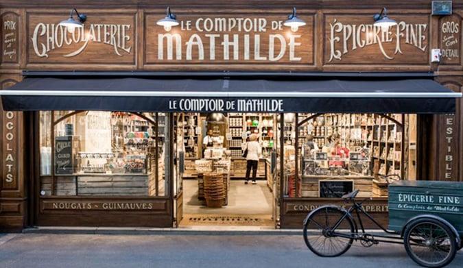 Au comptoir de Mathilde… ο παράδεισος της λιχουδιάς!
