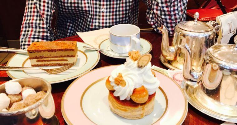 Τα καλύτερα Salon de thé στο Παρίσι