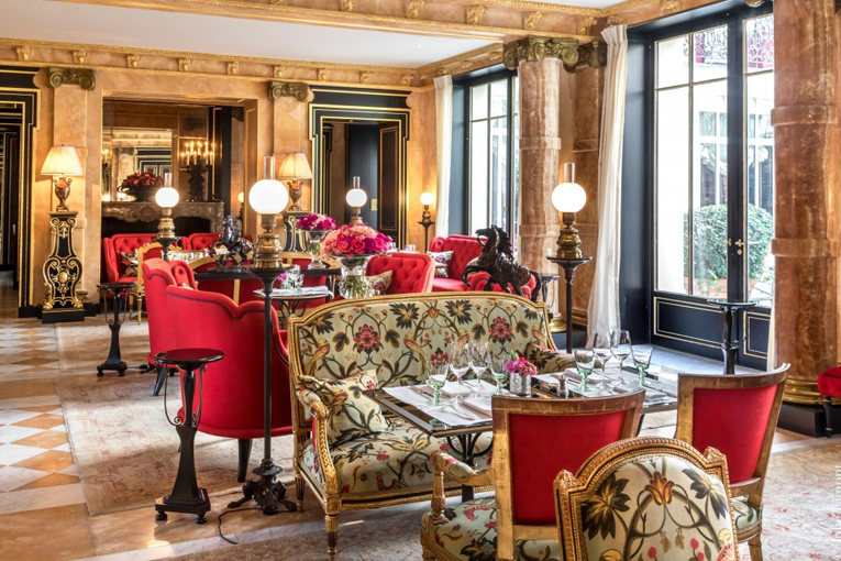 HOTEL LA RESERVE… ΕΝΑ ΑΞΕΧΑΣΤΟ ΤΑΞΙΔΙ!