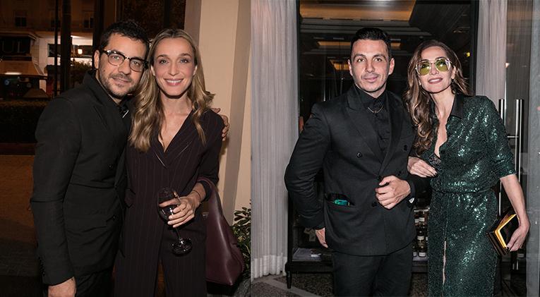 To Athénée υποδέχτηκε το λαμπερό private after fashion show dinner των MI-RO