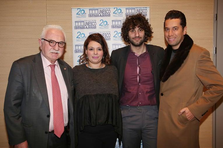 "H ""Beautiful People PR – Events"" βραβεύτηκε από την UNESCO Πειραιώς & Νήσων"
