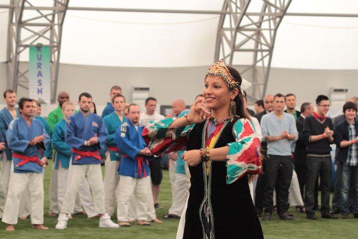 London hosts the biggest Uzbek Kurash tournament (1/6)