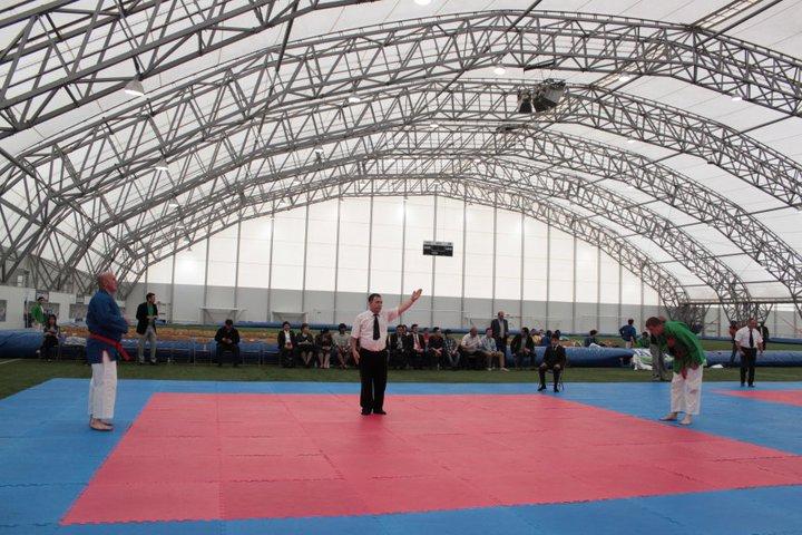 London hosts the biggest Uzbek Kurash tournament (4/6)