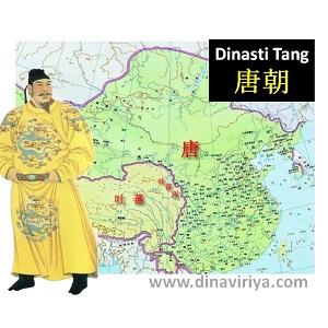 Daftar Kaisar-kaisar Dinasti Tang