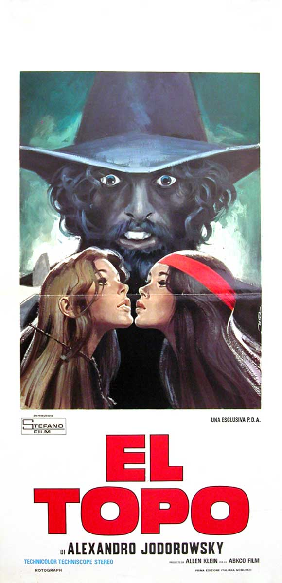Poster do filme El Topo
