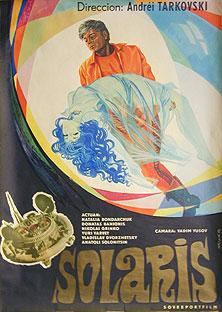 Spanish Solaris Poster