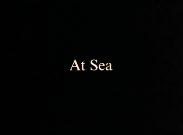 At Sea (2007) a film by Peter Hutton