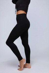 Dincwear Pro Dancewear Black Leggings