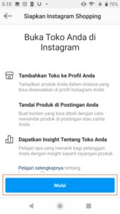 mulai membuat toko di instagram, cara menggunakan instagram versi baru untuk pemula