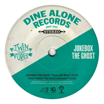 Digital Split With Jukebox The Ghost Dine Alone Records