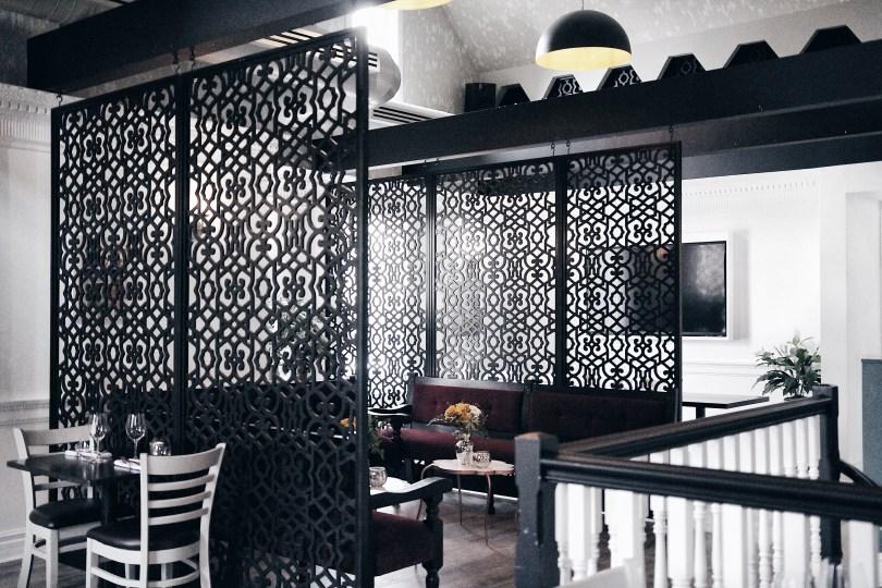 Gorgeous interior in Fairouz Ottawa