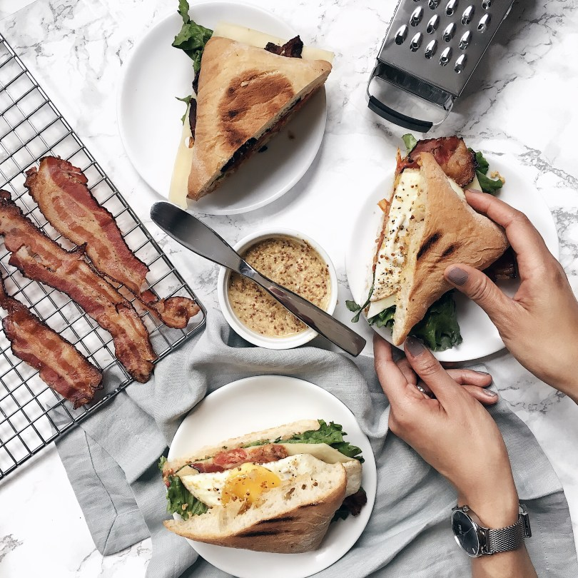 My 'jacked up' BLT is too good to resist!