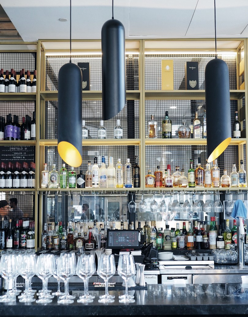 Bar at Ricarda's Toronto