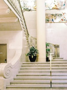 Grand Staircase at One King West