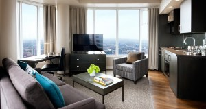 Tower Prestige Room at One King West