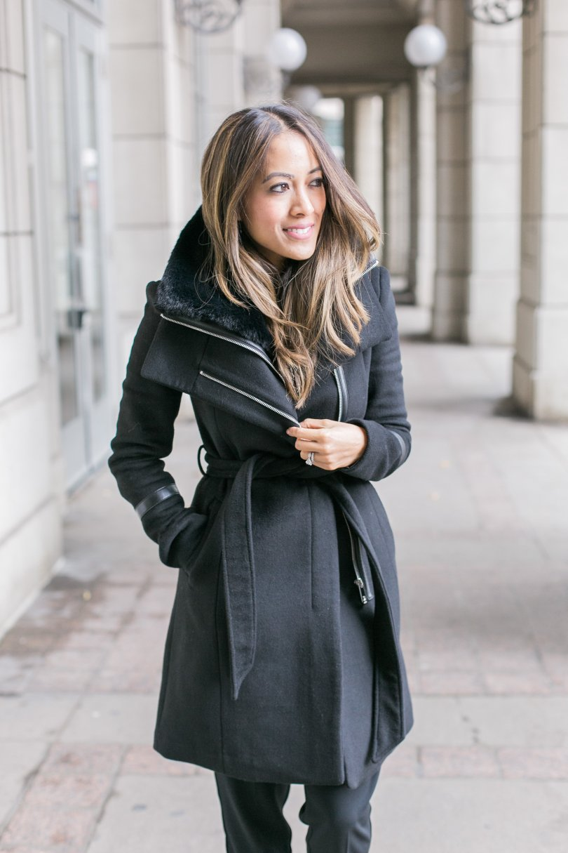 Ever New Gabriella wrap coat