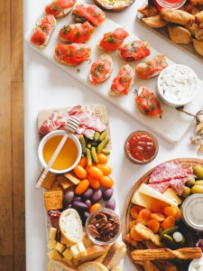 Charcuterie made with PC Insiders Collection products