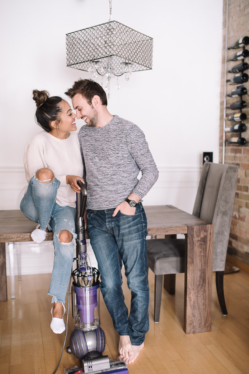 How Dyson helped us live happily ever after