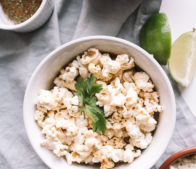 Mexican popcorn recipe