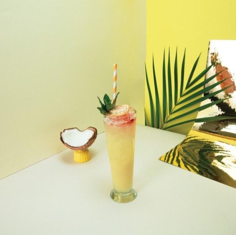Limantour cocktail