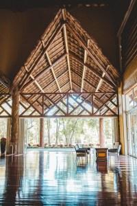Zen lobby