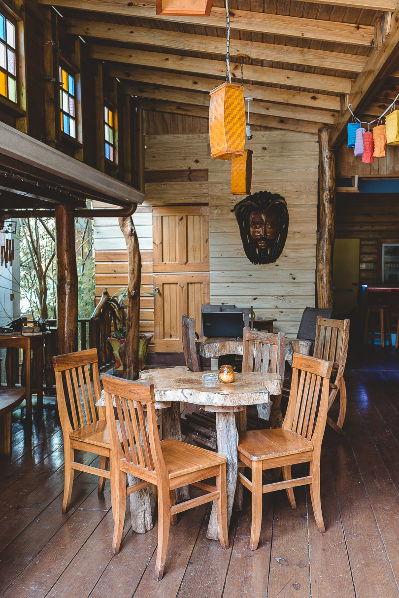 Inside Zimbali Retreat