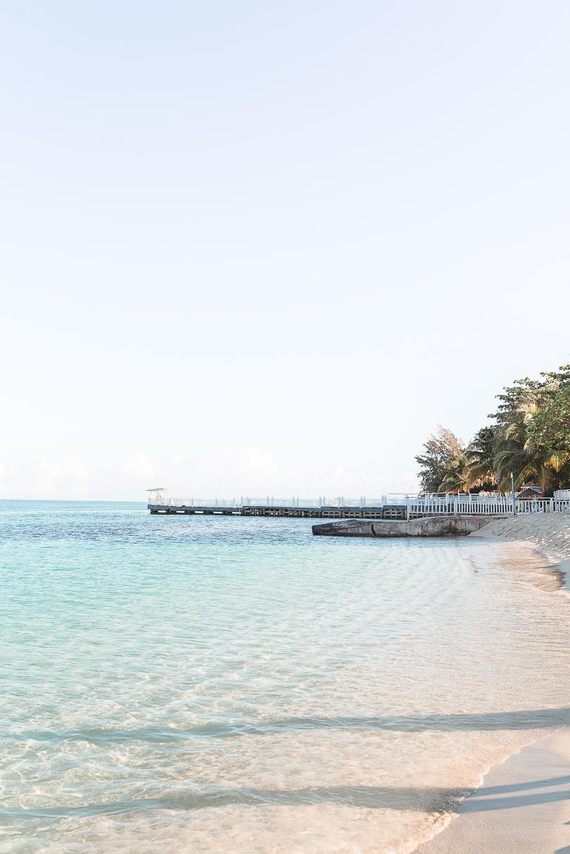 Beach in Montego Bay