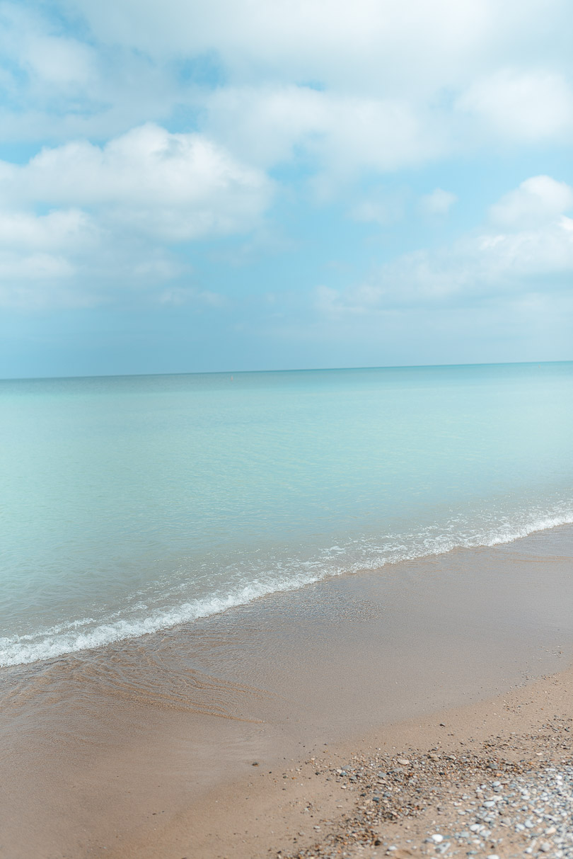 Grand Bend Beach in Ontario's Southwest and Ontario's Blue Coast