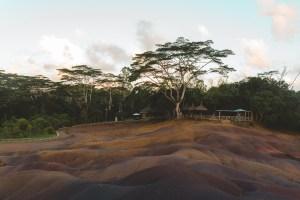 Seven Coloured Earth 7 Colored Earth Chamarel Mauritius