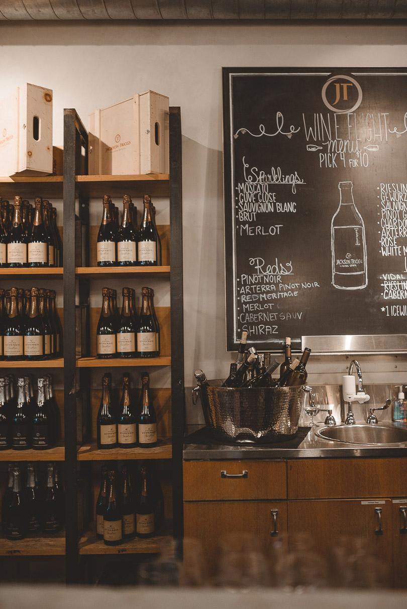 Jackson-Triggs Winery
