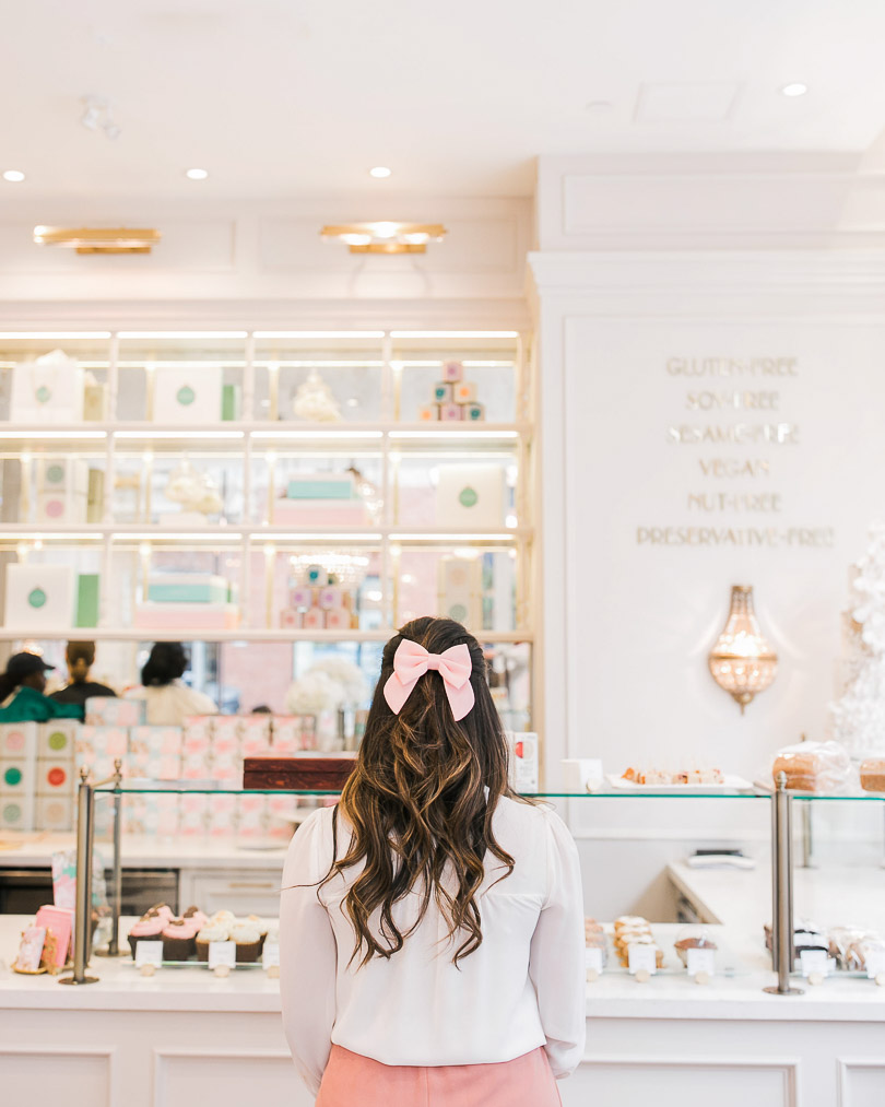 Pink Hair Bow Etsy