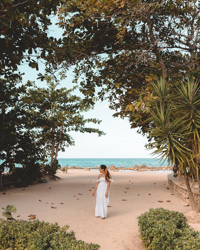 Melia Braco Village beach