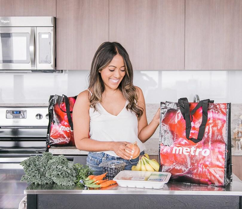 metro online grocery