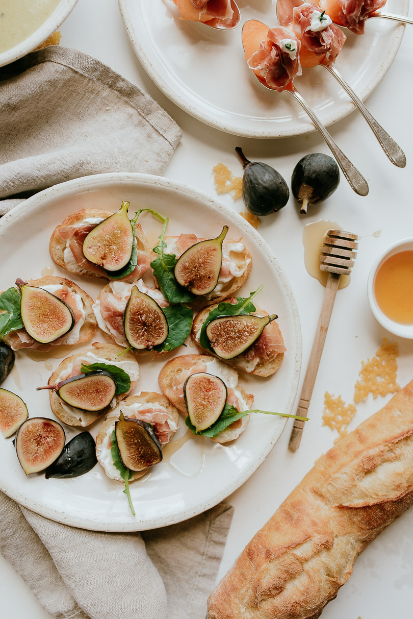 3 Comforting Appetizers Using Prosciutto & Grana Padano