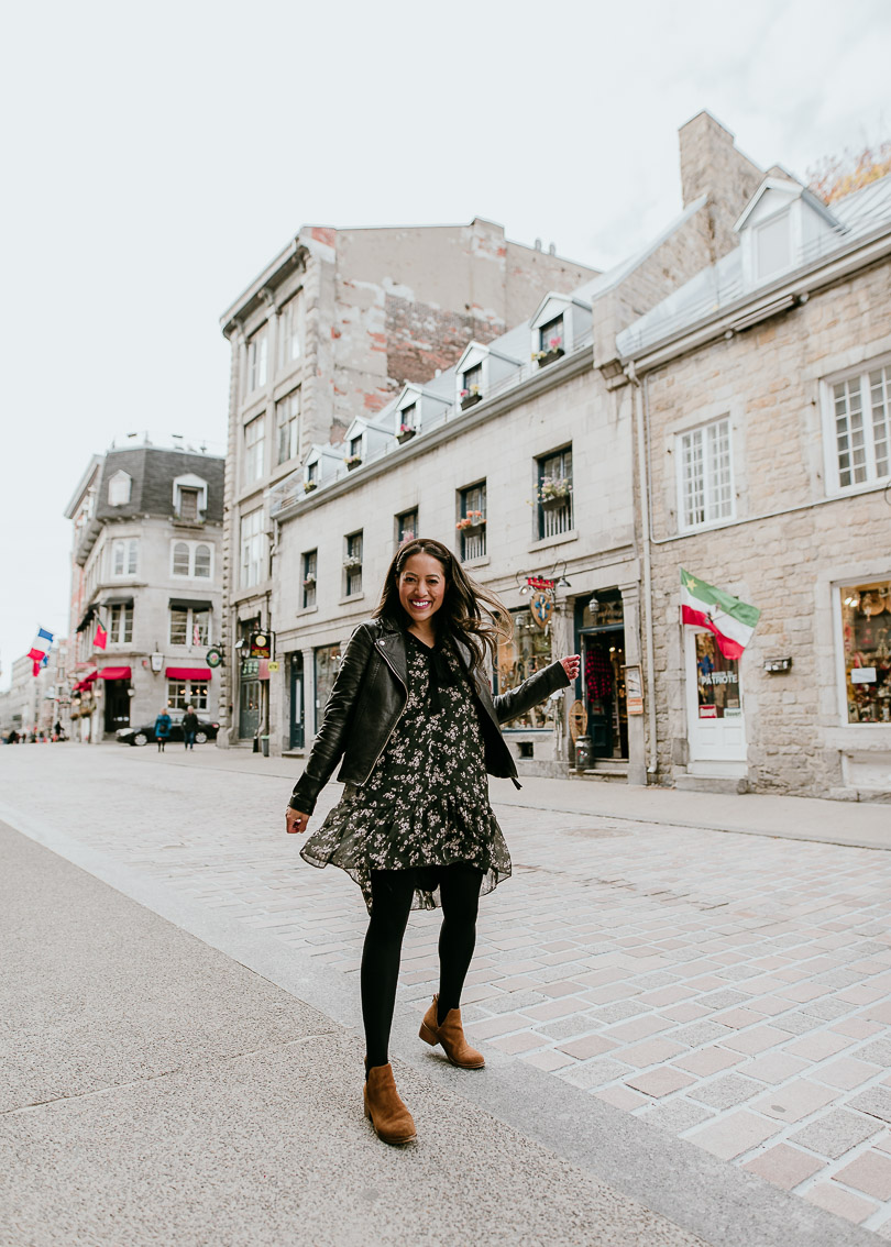 wander through Old Montreal