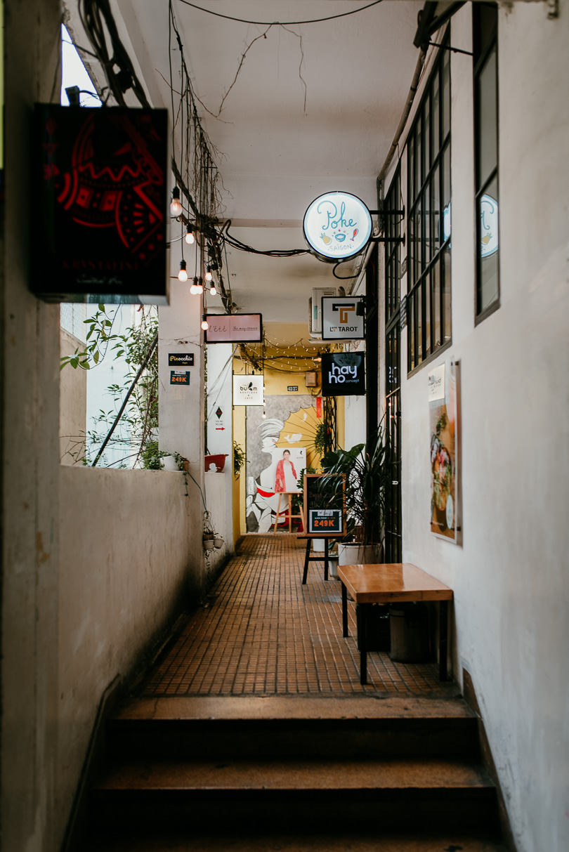 Cafe Apartment in Ho Chi Minh City