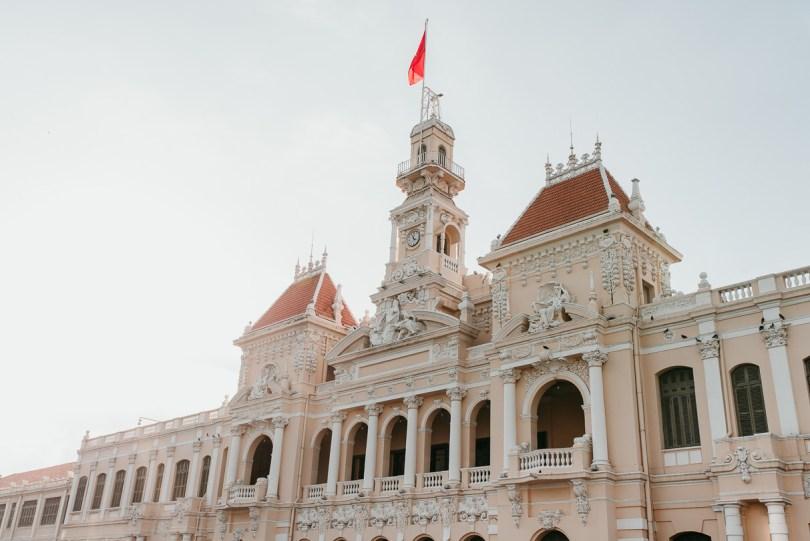Central Post Office Ho Chi Minh City