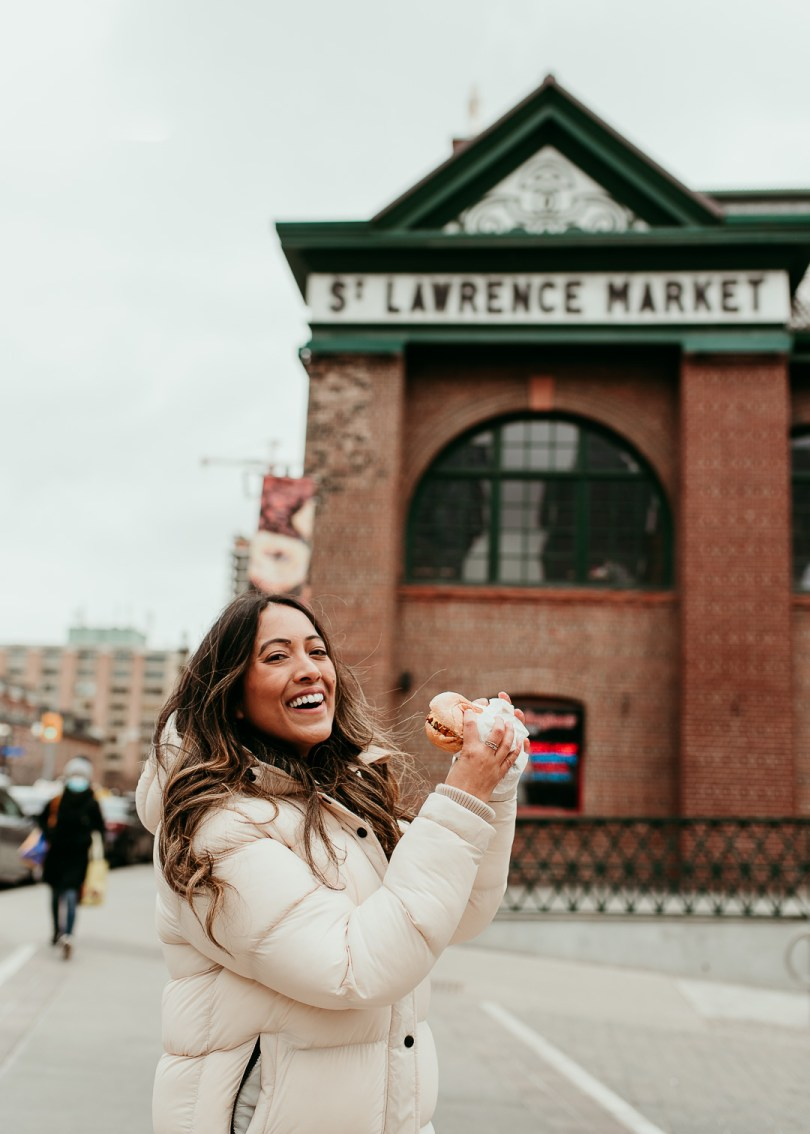 best things to eat at the st. lawrence market