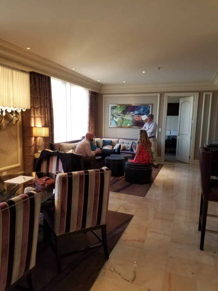 Two Bedroom Penthouse Suite At Bellagio Las Vegas Dine Drink Travel