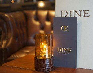 Dine Edinburgh interior