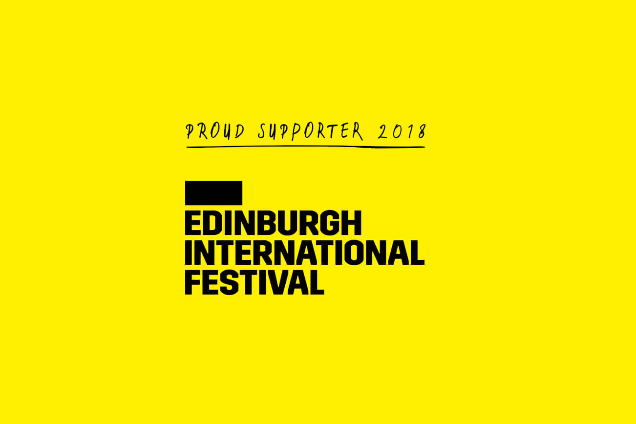 Official restaurant partner of the Edinburgh International Festival