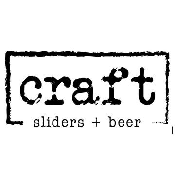 Craft Sliders & Beer