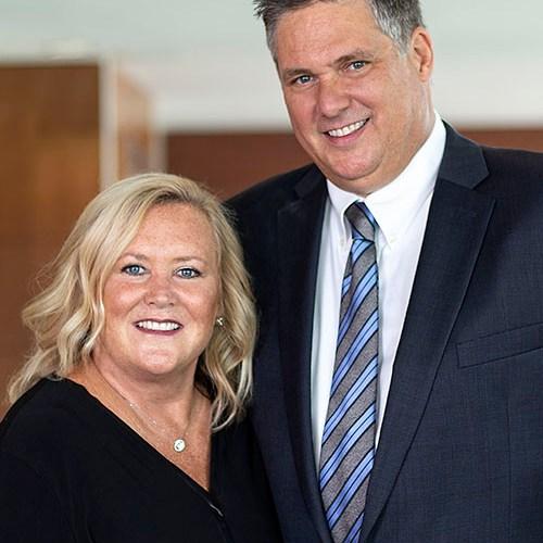 Jennie and Matt Warren
