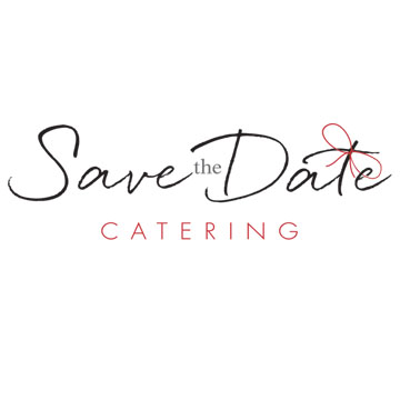 Save the Date Catering