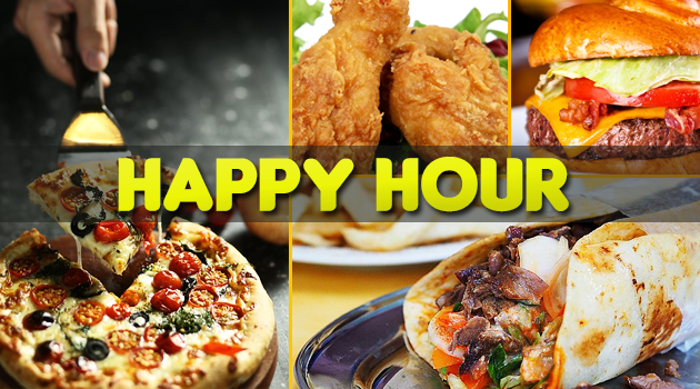Happy Hour At Emporium Mall Lahore Limited Time Offer