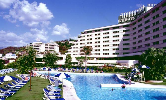 Hotel Tamanaco- Venezuela