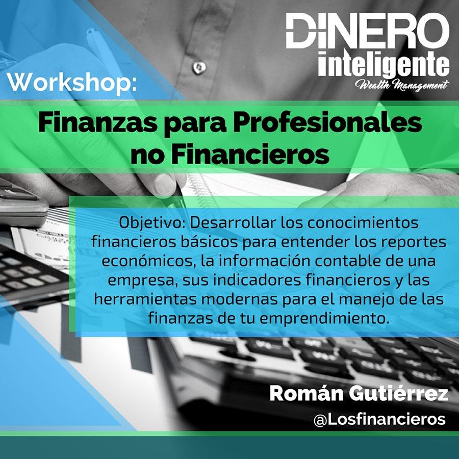Dinero Inteligente Cursos DirexUBA Finanzas para Profesionales No Financieros