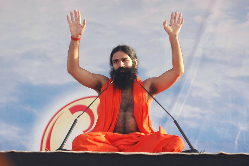 Baba Ramdev- A Yog Guru or a Business Man or a Politician ?